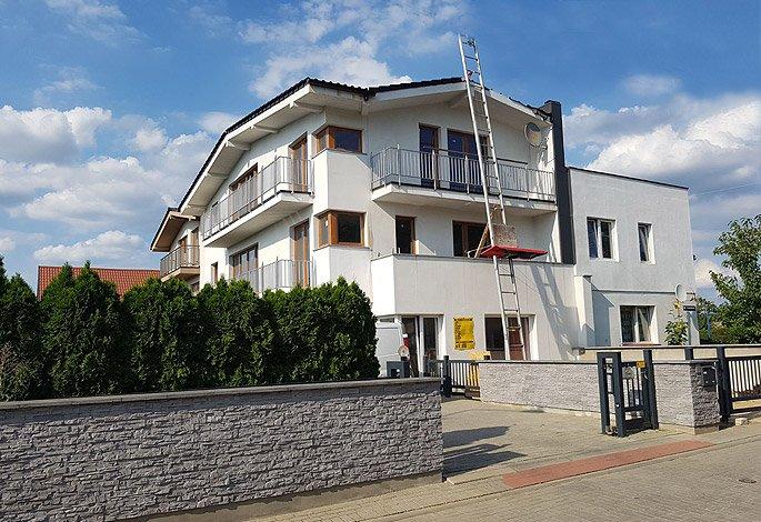 Budowa domu jednorodzinnego w Głogowie